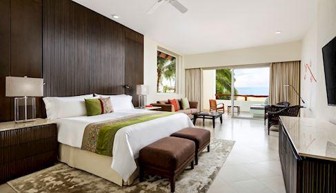 Grand Velas Riviera Nayarit offering Master King Suite