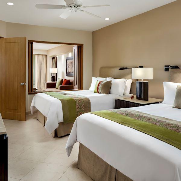 Master Queen Suite Amenities at Grand Velas Riviera Nayarit
