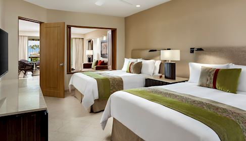 Master Queen Suite at Grand Velas Riviera Nayarit