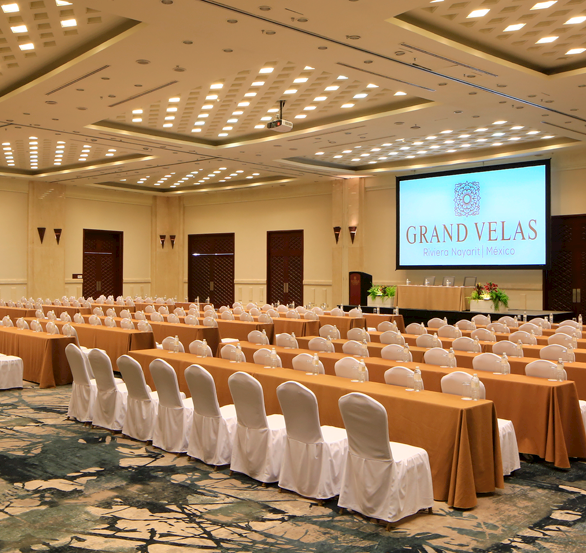 Gather at Grand Velas Riviera Nayarit for Meetings