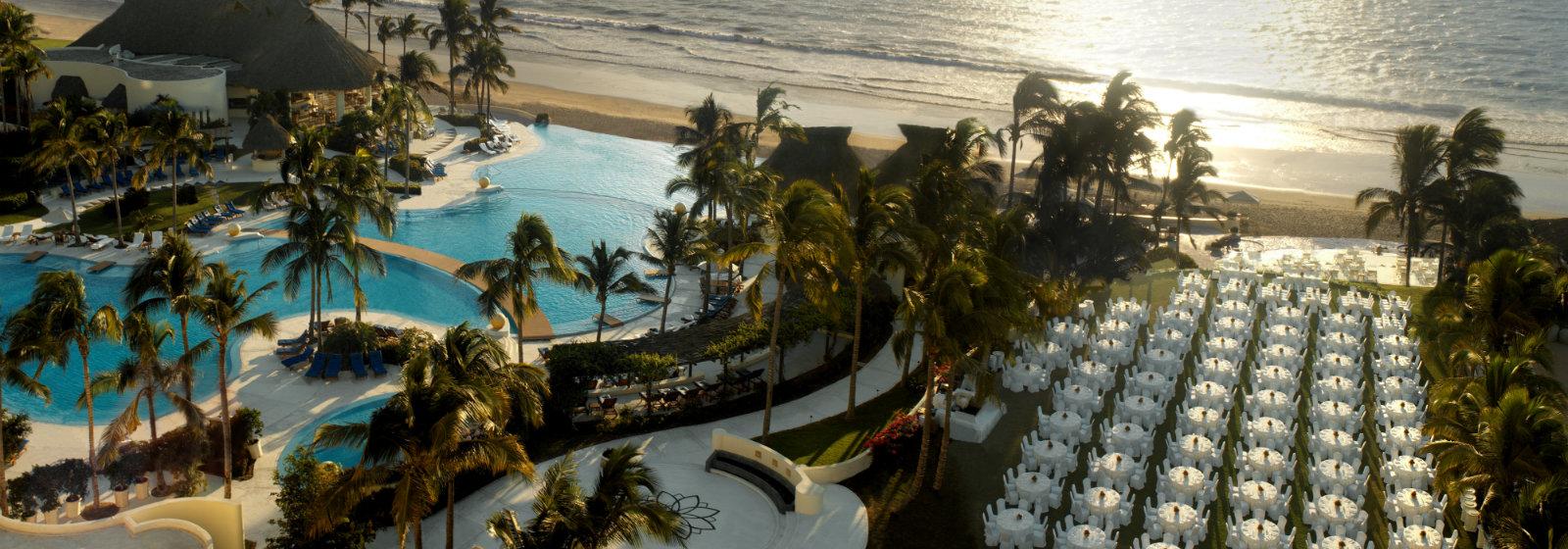 Grand Velas Riviera Nayarit offering Meetings Facilities