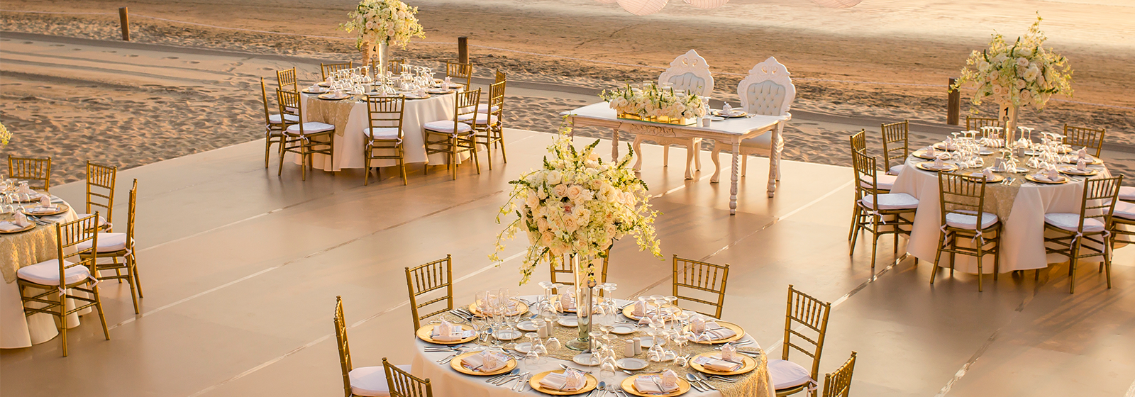 Grand Velas Riviera Nayarit offering Weddings Services