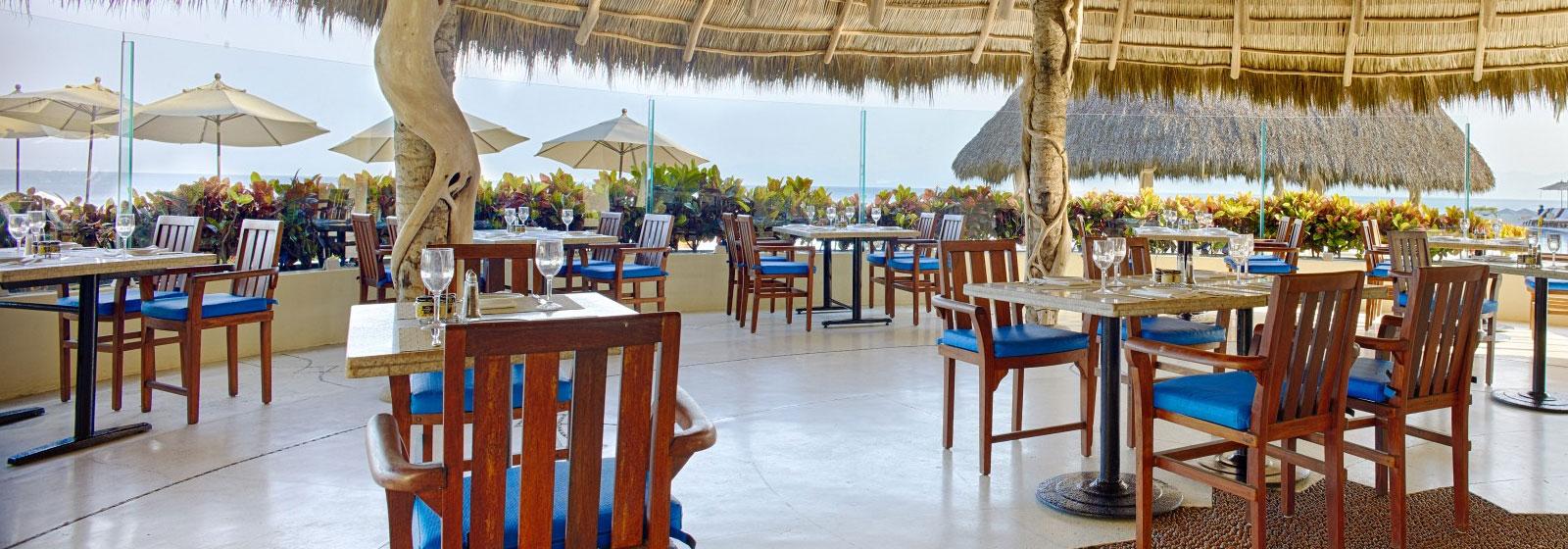 Grand Velas Riviera Nayarit Selva del Mar Restaurant