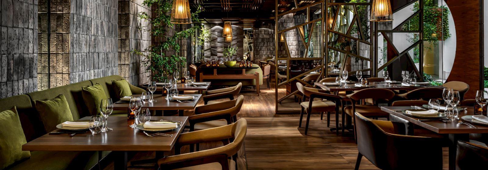 Sen Lin Restaurant of Grand Velas Riviera Nayarit