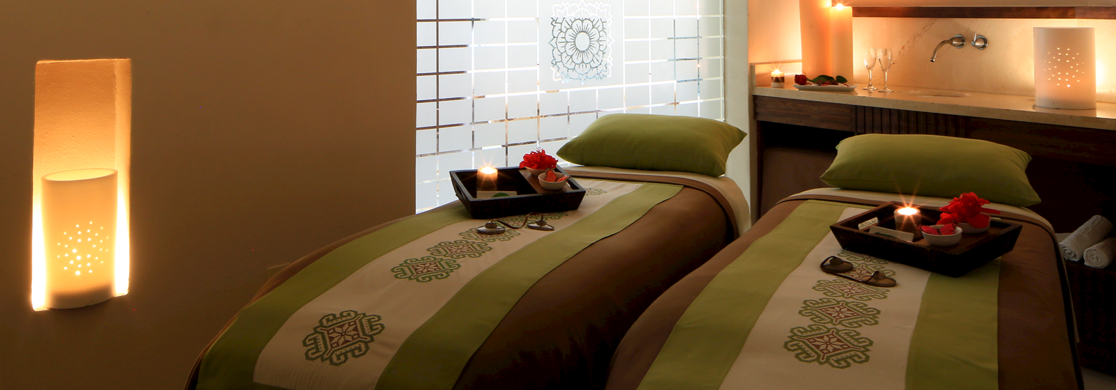 Grand Velas Riviera Nayarit Spa Services
