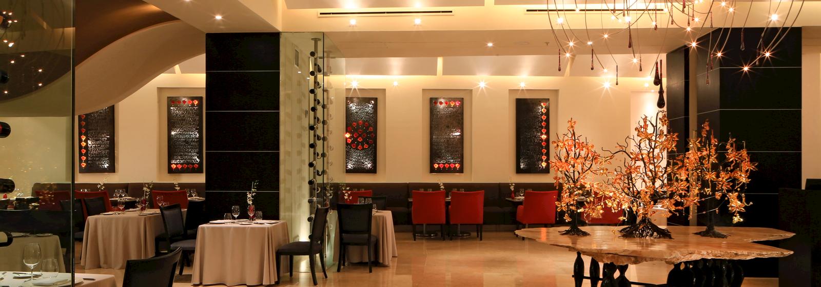 Piaf Restaurant of Grand Velas Riviera Nayarit