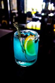 Hanukkah Blue Dreidl Cocktail Offered At Mexico's Grand Velas Riviera Nayarit