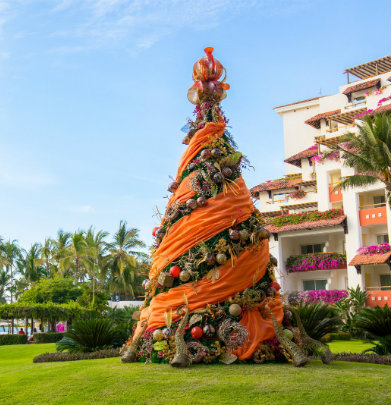 Christmas and New Year Experience Package in Grand Velas Riviera Nayarit