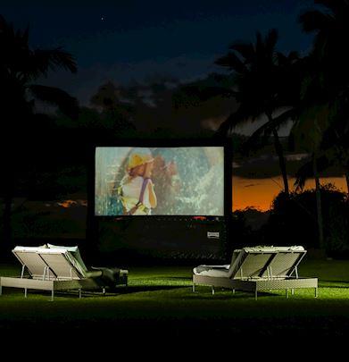 Family Cinema in Grand Velas Riviera Nayarit