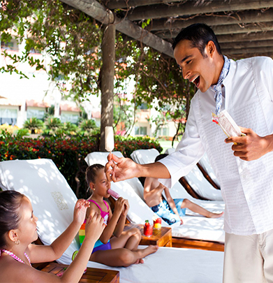 Single Parents Getaway Package in Grand Velas Riviera Nayarit
