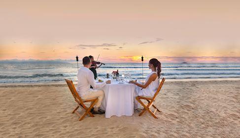 Dinner under the stars - grand velas riviera nayarit