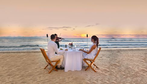 Sweet Romance in Grand Velas Riviera Nayarit