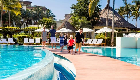 Family Vacation Package in Grand Velas Riviera Nayarit