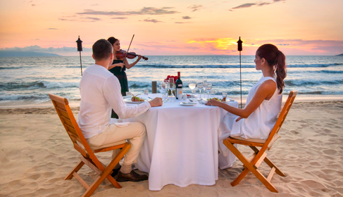 Sweet Romance in Grand Velas Riviera Nayarit