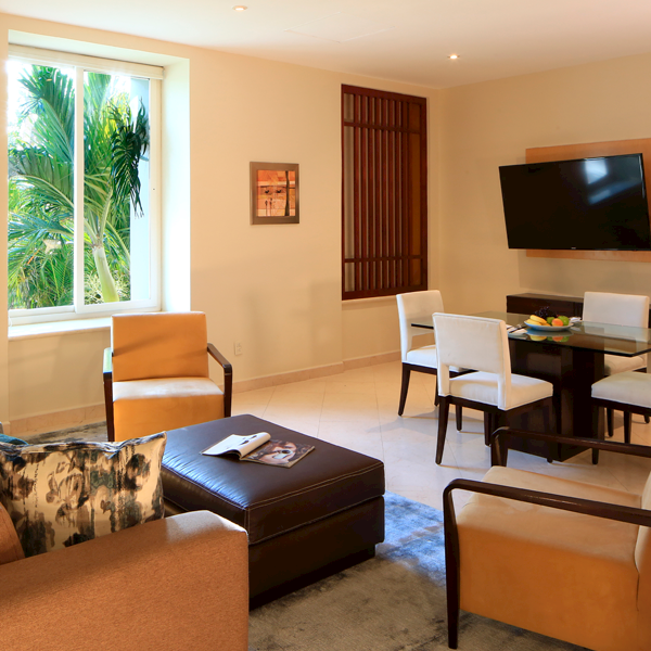 One Bedroom Governor Suite Amenities at Grand Velas Riviera Nayarit
