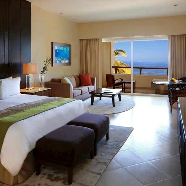 Master Suite Ocean Front Amenities at Grand Velas Riviera Nayarit