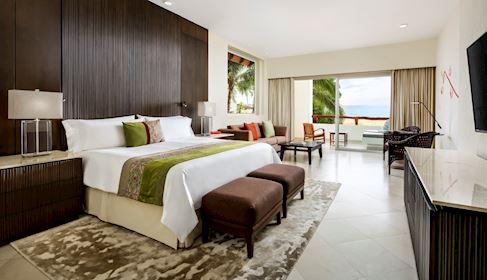 Master Suite Ocean Front in Grand Velas Riviera Nayarit
