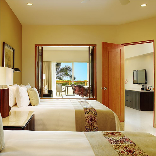 Grand Velas Riviera Nayarit Parlor Suite King Luxury Plan Inclusion