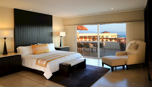 Two Bedroom Presidential Suite in Grand Velas Riviera Nayarit