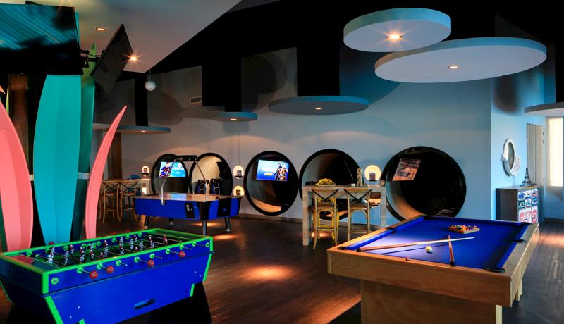 Grand Velas Riviera Nayarit offering Teens' Club