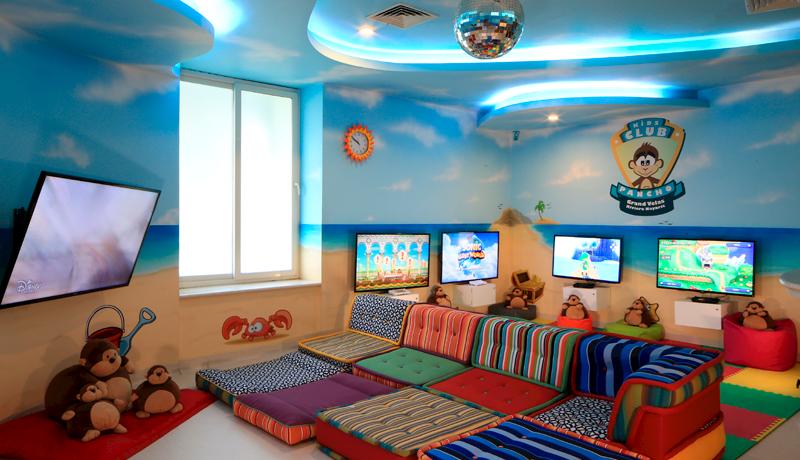 Kid's Club in Grand Velas Riviera Nayarit