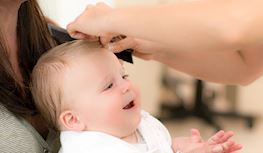 Have your Baby's First Haircut at Grand Velas Riviera Nayarit
