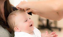 Have your Baby's First Haircut at Grand Velas Riviera Nayarit