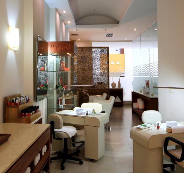 Beauty Salon in Grand Velas Riviera Nayarit