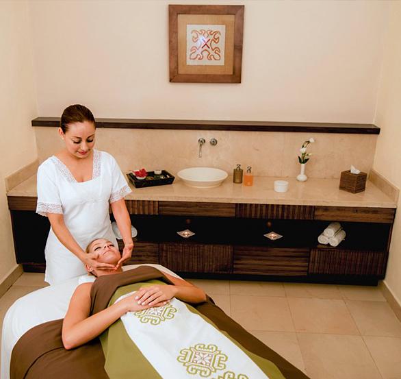 Grand Velas Riviera Nayarit Spa Services