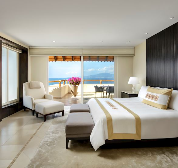 Two Bedroom Presidential Suite in Grand Velas Riviera Nayarit