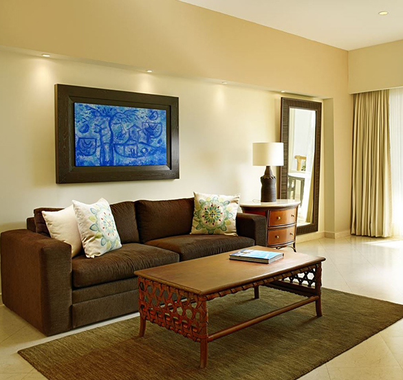 Grand Velas Riviera Nayarit offering Parlor Suite Ocean View