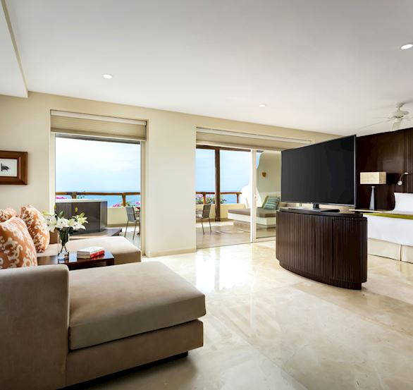 Grand Velas Riviera Nayarit offering Ambassador Grand Class Suite