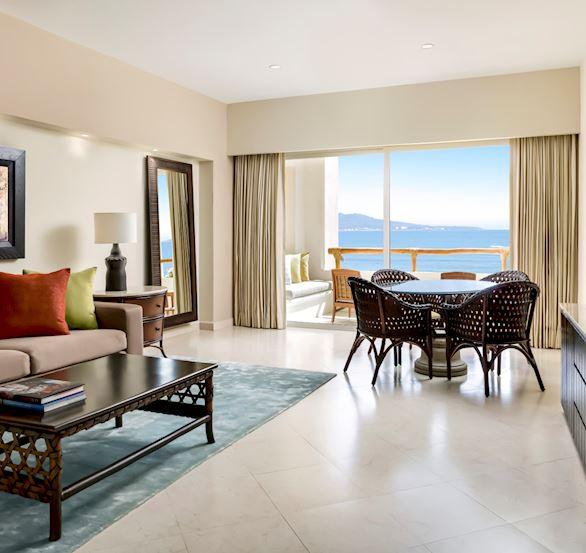 Grand Velas Riviera Nayarit offering Master Suite Ocean View