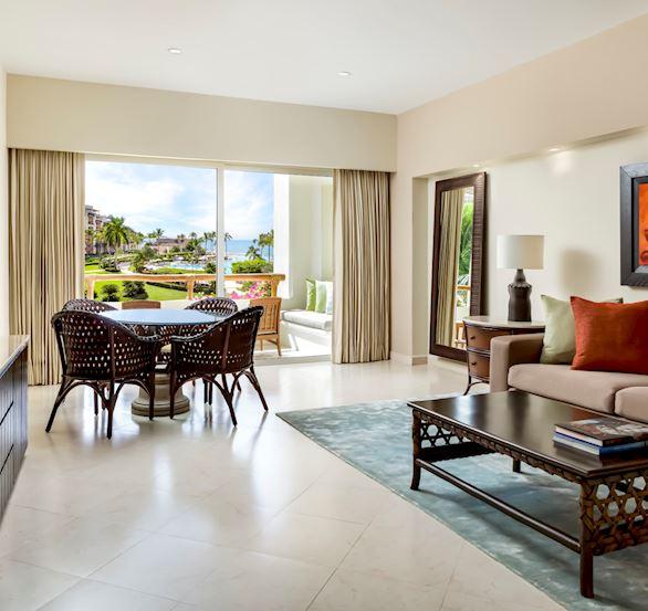 Master Suite Pool View at Grand Velas Riviera Nayarit