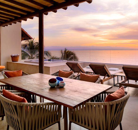 Presidential Suite of Grand Velas Riviera Nayarit