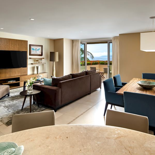 Grand Velas Riviera Nayarit Two-Bedroom Family Suite Luxury Plan Inclusion