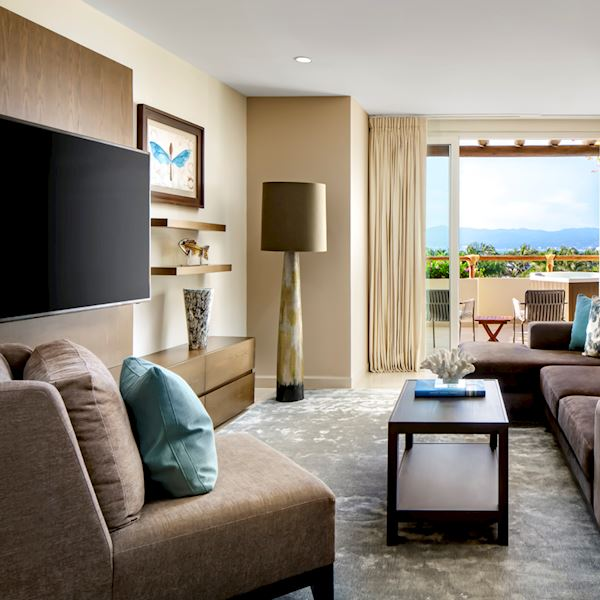 Two-Bedroom Family Suite Amenities at Grand Velas Riviera Nayarit