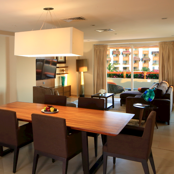 Two-Bedroom Family Suite Electronics Facility at Grand Velas Riviera Nayarit