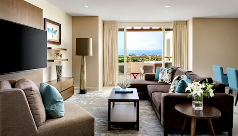 Grand Velas Riviera Nayarit offering Two-Bedroom Family Suite