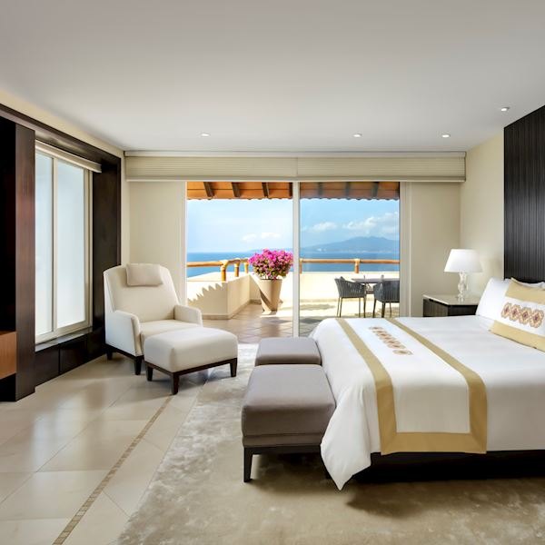 Two Bedroom Presidential Suite Amenities at Grand Velas Riviera Nayarit