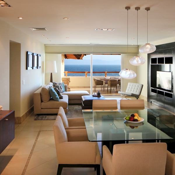 Two Bedroom Presidential Suite Amenities at Grand Velas Riviera Nayarit