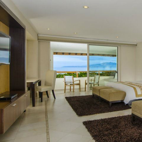 Two Bedroom Presidential Suite Electronics Facility at Grand Velas Riviera Nayarit