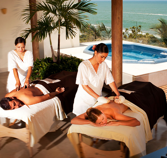 Explore at Our World-Class Leading Spa of Grand Velas Riviera Nayarit
