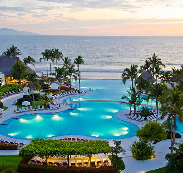 Puerto Vallarta All Inclusive Resort Videos Grand Velas - All inclusive resorts in puerto vallarta