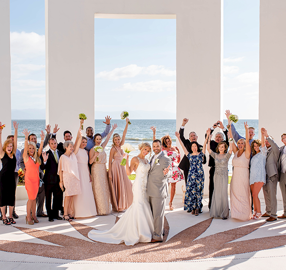 Gather at Grand Velas Riviera Nayarit for Weddings Celebration