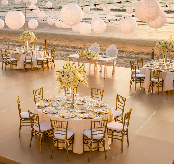 Grand Velas Riviera Nayarit offering Weddings Services
