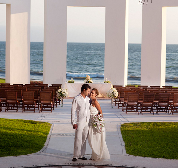 Weddings Banquet in Grand Velas Riviera Nayarit