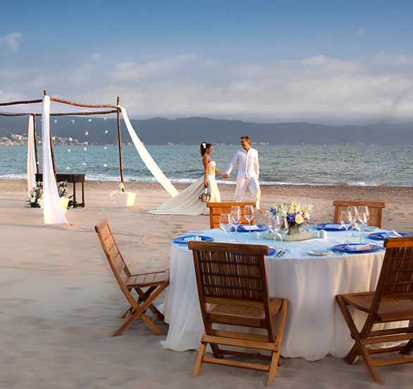 Weddings Packages available at Grand Velas Riviera Nayarit