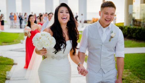 Grand Velas Riviera Nayarit Eternally Yours Wedding Collection