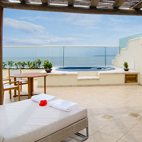 Grand Velas Riviera Nayarit Wellness Suites Luxury Plan Inclusion